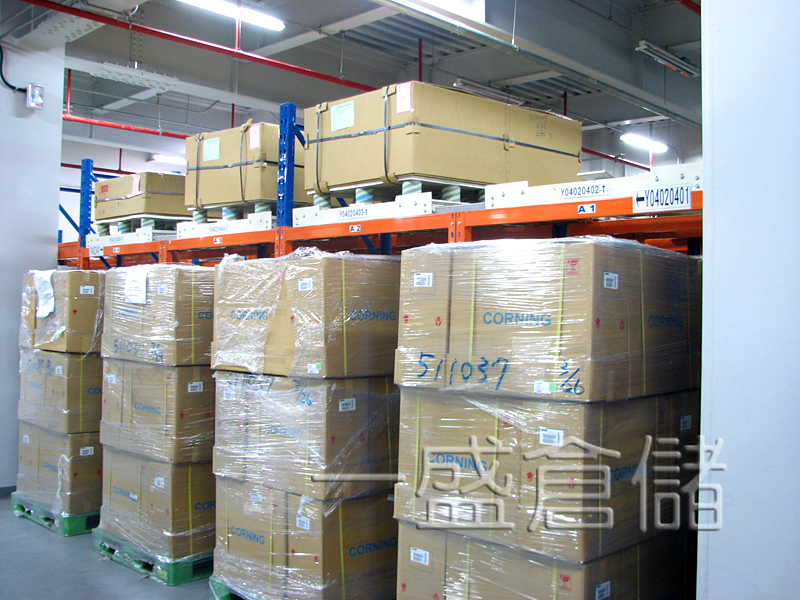 WINTEK-Automated warehouses for pallets